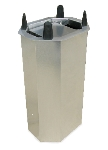 Lakeside V5012 Shielded Oval Drop-In Dish Dispenser For Up To 9.25 x 12.5-in Platter