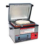 Nemco 6625 Fresh-O-Matic Countertop Steamer, Manual Water Fill