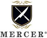 Mercer Cutlery M23903 3-in Paring Knife w/ Santoprene Poly Handle, 3-Pack