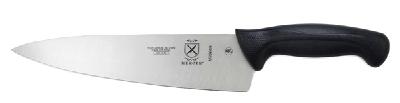 Mercer Cutlery M22609 9-in Millennia Chefs Knife w/ Santoprene Poly Handle