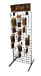 Mercer Cutlery M54000 4-Sided Freestanding Floor Display
