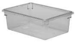 Cambro 182612CW135 17-Gallon Camwear Food Storage Container, Polycarbonate, Clear