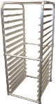 Win-Holt AL1816IRKD Full Size Insert Rack, End Loading, Holds 16-Trays