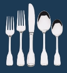 Browne Foodservice 502205 Lafayette European Table Fork, 18/0 Stainless Steel