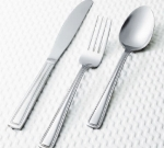 Browne Foodservice 502617 Royal Bouillon Spoon, 18/0 Stainless steel