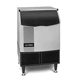 Ice-O-Matic ICEU220HA Ice Maker w/ 74-lb Bin, Half Cube, 238-lb/24-Hr, Air Cooled, 115/1 V