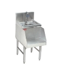 Supreme Metal PRWW-24-16 16-in Blender Recess w/ Water Station, 29-in Front To Back