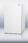 Summit Refrigeration CM405 Refrigerator Freezer w/ 4.1-cu ft Capacity, White