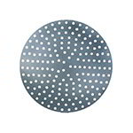 American Metalcraft 18912P Pizza Disk, 12 in, Perforated, Aluminum