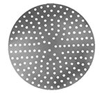 American Metalcraft 18918PHC Perforated Aluminum Pizza Disk, 18 in, w/ Hardcoat