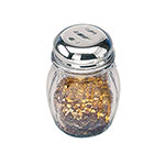 American Metalcraft LX307 Spice Shaker, 6 oz., Swirl Lexan With Stainless Steel Top