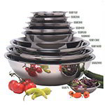 American Metalcraft SSB1300 Mixing Bowl, 13 qt Capacity, Stainless
