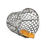 American Metalcraft WIR1 Wire Basket, 7 in L x 5-1/2 in H, Chrome