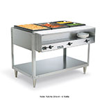 Vollrath 38119 ServeWell Buffet, Hot Food, Electric Table, 5 Well, Stainless Steel