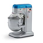 Vollrath 40756 Countertop Mixer, 10 qt, 5 Speed, Gear Driven, 1/3 HP, 110 V, NSF