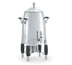 Vollrath 46833 3-Gallon Coffee Urn, Stainless w/ Chrome & Black Accents