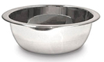 Vollrath 47343 .5-qt Round Decorative Bowl, NSF, Stainless