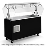 Vollrath R39713 46-in Portable Cold Cafeteria Unit w/ Solid Base, Black