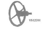 Intedge VS12DH Disc Holder For 12HOB