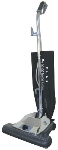 Perfect Vac P107 12-in HEPA Commercial Upright Vacuum Cleaner w/ Super-Charged Magnet