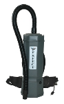 Perfect Vac PB1006 6-qt HEPA Commercial Back Pack Vacuum Cleaner w/ 8-Piece Tool Kit