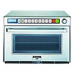 Panasonic NE2180 Sonic Steamer Microwave Oven, 2100W, 5 Levels, 16 Memory Pads