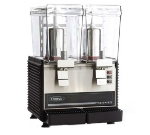 Omega OSD20 Drink Dispenser w/ Continuous Rotary System, (2) 3-Gallon, 420 Watts