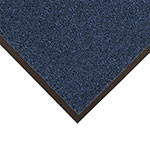 NoTrax 4468-118 Atlantic Olefin Floor Mat, Exceptional Water Absorbtion, 3 x 10 ft, Slate Blue