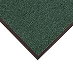 NoTrax 4468-127 Atlantic Olefin Floor Mat, Exceptional Water Absorbtion, 4 x 8 ft, Forest Green