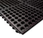 NoTrax 993596 Ultra Mat General Purpose Floor Mat, 3 x 5 ft, 5/8 in Thick, Black