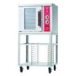 Vulcan-Hart EC02D Half Size Convection Oven w/ 2-Speed Blower & Solid State Controls