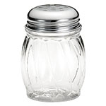 Tablecraft P260 Cheese Shaker, 6 oz, Perforated Top