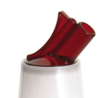 Tablecraft 1013R Replacement Spout, Red, Fits PourMaster Complete Series
