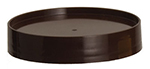 Tablecraft 1017BR Replacement Cap, Brown, Fits PourMaster Series