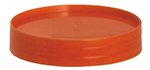 Tablecraft 1017R Replacement Cap, Red, Fits PourMaster Series