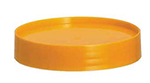 Tablecraft 1017Y Replacement Cap, Yellow, Fits PourMaster Series