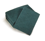 Tablecraft 1069 Scouring Pads, 6 x 9-in