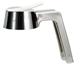 Tablecraft 1270T Dispenser Top, Chrome Plated ABS, Fits Model Numbers 1270 & 1271