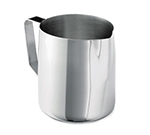 Tablecraft 2036 32-26-oz Stainless Steel Frothing Cup, Mirror Finished