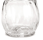 Tablecraft 261J 8-oz Dispenser Jar w/ Modern Glass