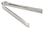 Tablecraft 526T 6-in Stainless Steel Pom Tongs