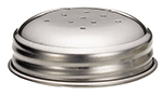 Tablecraft 657T Stainless Steel Dispenser Top, Fits Model Number 657