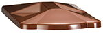 Tablecraft 954C Brown Cover Only, Fits Model Numbers 954 & 1054