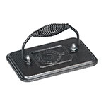 Lodge LGP3 Lodge Logic Grill Press, With Cool Grip Spiral Handle