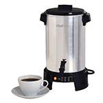 Focus 43536 Aluminum Coffeemaker - 36 Cup