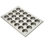 Focus 905285 Jumbo Muffin Pan, Holds (24) 3-3/8in dia. Large Muffins