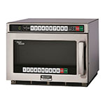 Sharp RCD1800M TwinTouch Commercial Microwave Oven, 1800W, SS, Defrost, 230/208V