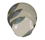 GET 207-70-TD 7 in Plate, Melamine, Japanese Traditional