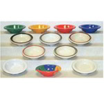 GET B-454-RD 4-1/2 oz Bowl, 4-3/4 in, Melamine, Rodeo