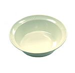 GET BB-186-10-IV 10 qt Bowl, Melamine, Bone White